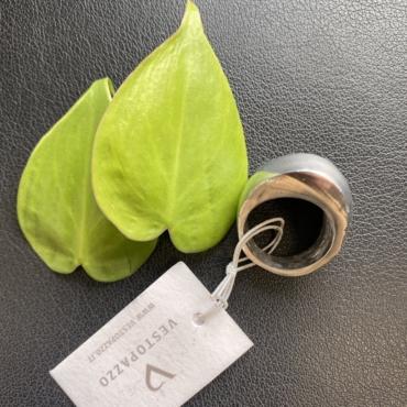 Anello in alluminio Vestopazzo